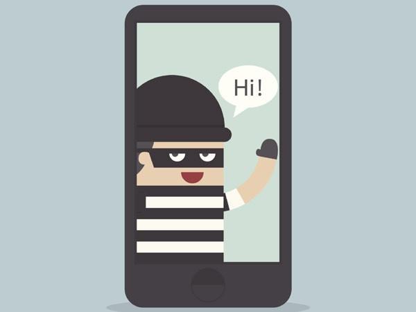 تشخیص هک گوشی هوشمند