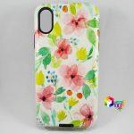 قاب فانتزی راک گل گلی iPhone X , iPhone XS