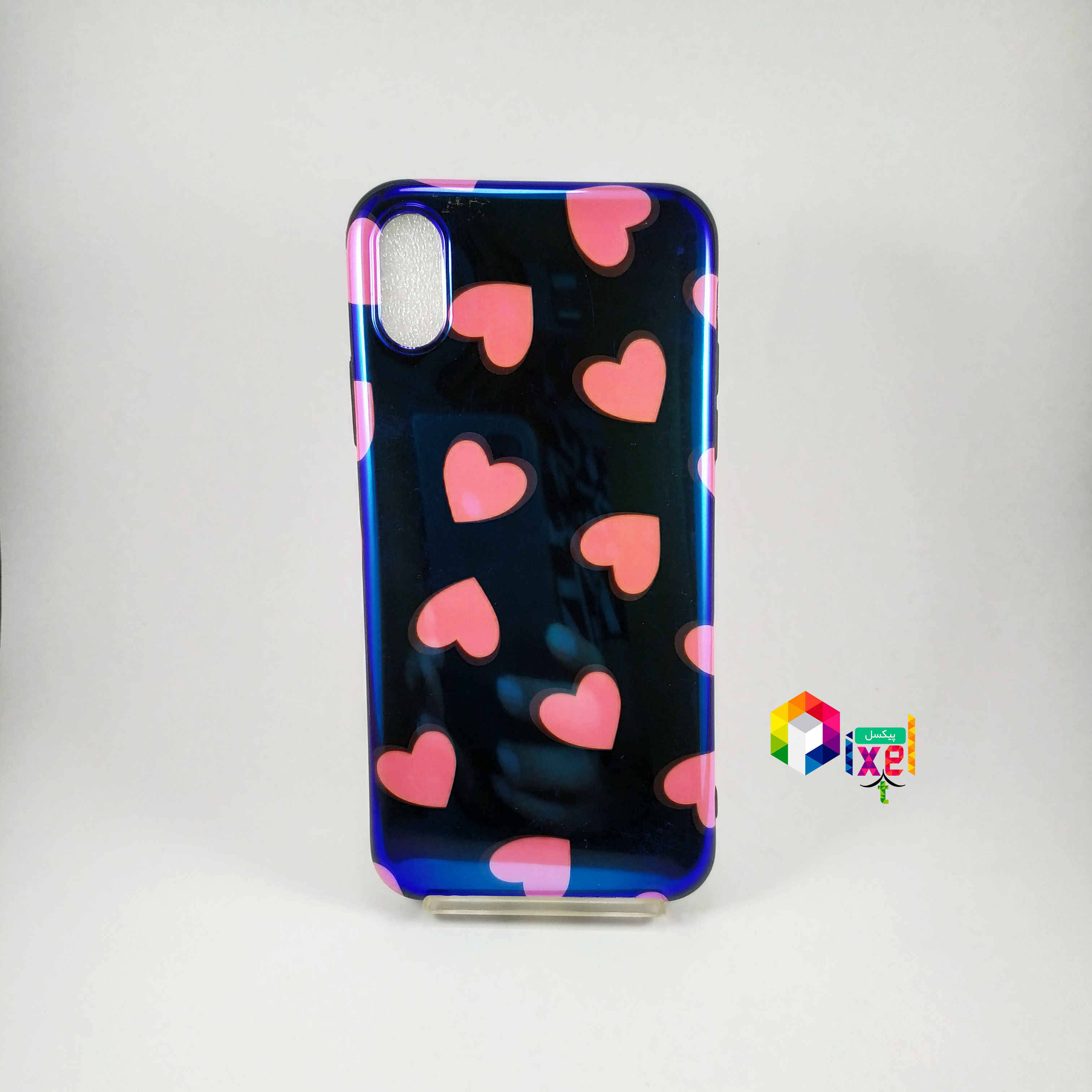 قاب قلبی یو وی iPhone X , iPhone XS