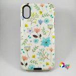 قاب گل گلی راک ۲ iPhone X , iPhone XS