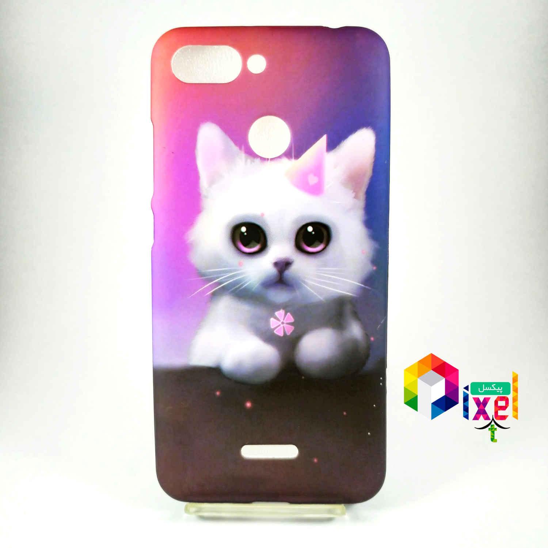 قاب طرح گربه Xiaomi Redmi 6