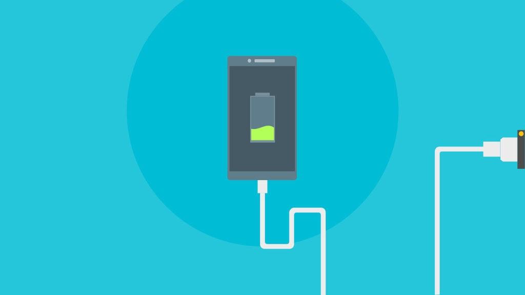 شارژ صحیح باتری تلفن همراه