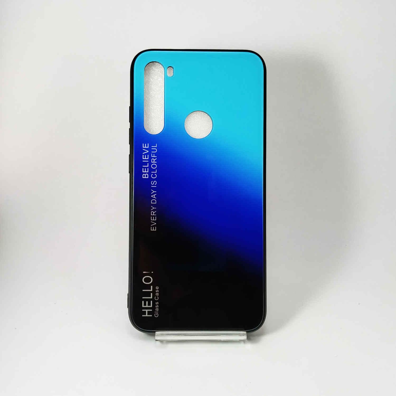 قاب پشت گلس مدل Hello برای Redmi Note 8