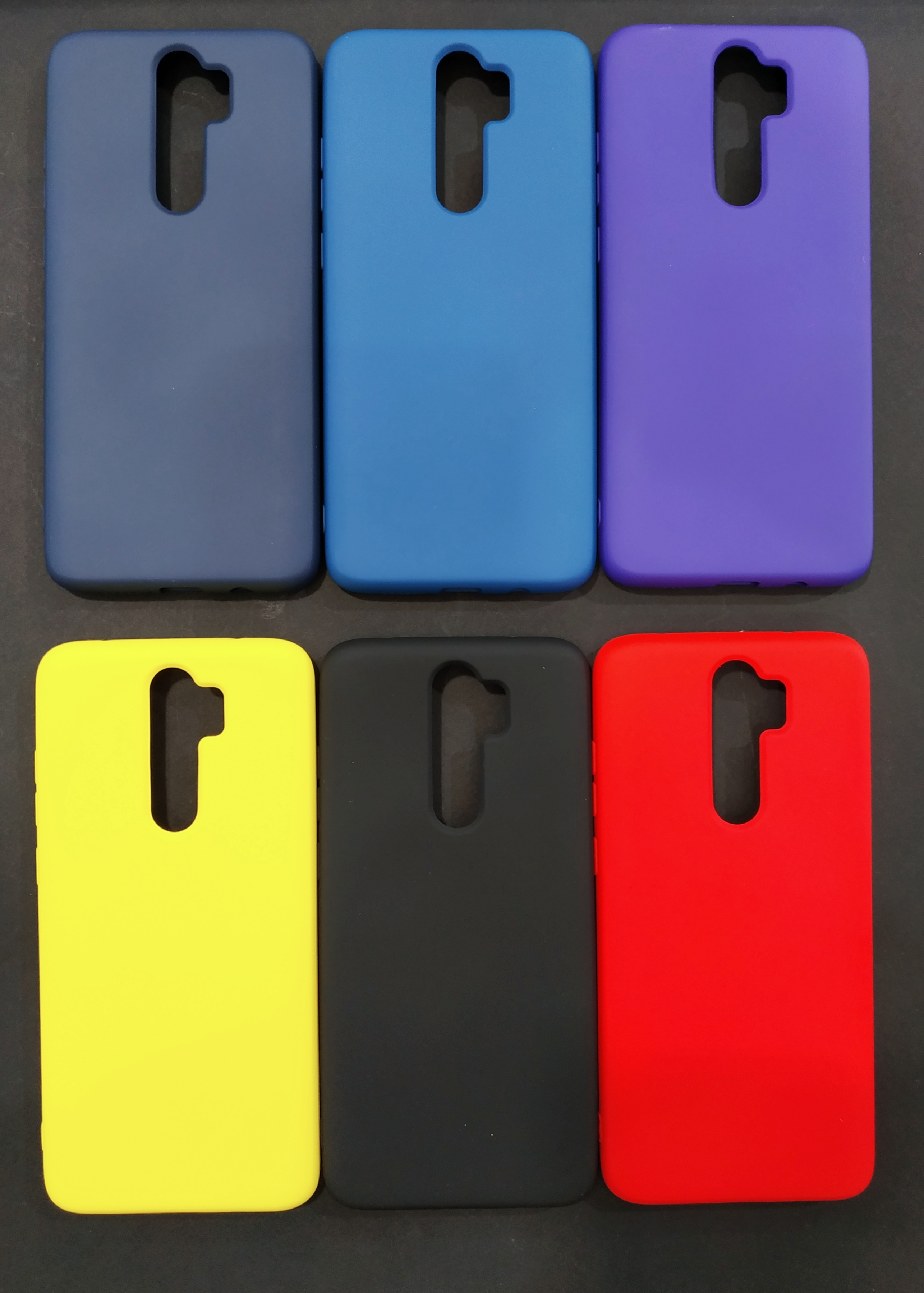 قاب سیلیکونی پاک کنی Redmi Note 8 Pro